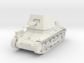 PV108 Panzerjager I (1/48) in White Natural Versatile Plastic