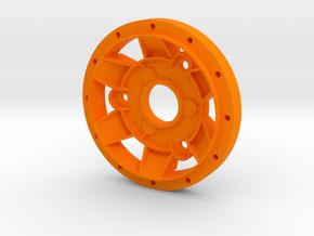 Gotti X13 Rim Star Scale 1:8 in Orange Processed Versatile Plastic