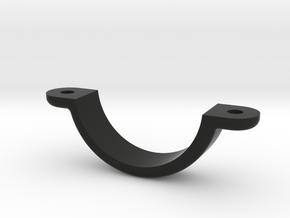 Sky Hero (Spy) 3DR Robotics GPS Mount-Ring Bottom in Black Natural Versatile Plastic