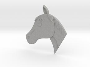 Horse in Aluminum