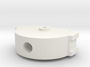 Sanwa Exzes X Stic Support in White Natural Versatile Plastic