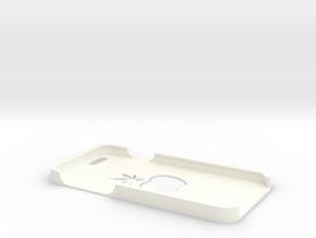Apple Trees Iphone 6s Case in White Processed Versatile Plastic