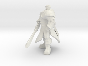 Garen in White Natural Versatile Plastic