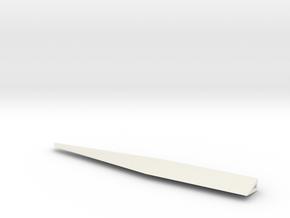 Dark Saber Blade Part 1 in White Strong & Flexible