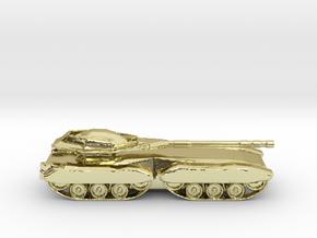 Artabanus in 18k Gold Plated Brass
