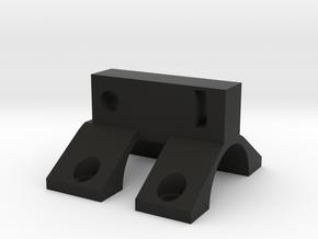 Kikkert Beslag in Black Natural Versatile Plastic