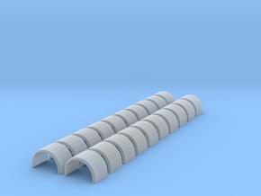 Gautschi Single Set in Smooth Fine Detail Plastic