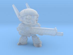 E-SWAT UNIT-008 (E) in Smooth Fine Detail Plastic