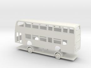 ADL Enviro 1/148 Oxford Bus Company in White Strong & Flexible