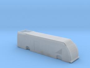 N Scale Eldorado Axess BRT Fuel Cell Bus in Smooth Fine Detail Plastic