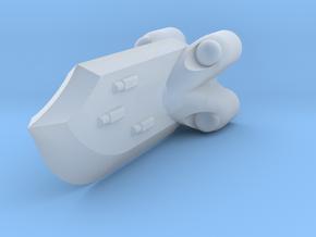 Rho Indi Interceptor in Smooth Fine Detail Plastic