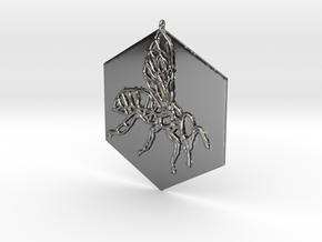Bee•tween in Fine Detail Polished Silver