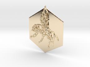 Bee•tween in 14k Gold Plated Brass