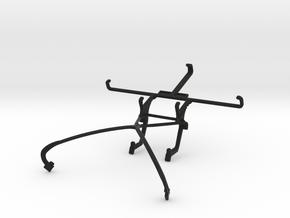 NVIDIA SHIELD controller & BLU Life 8 XL in Black Strong & Flexible