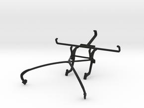 NVIDIA SHIELD controller 2014 & BLU Studio C 5 + 5 in Black Strong & Flexible