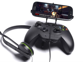 Xbox One controller & chat & Huawei MediaPad M2 -  in Black Natural Versatile Plastic