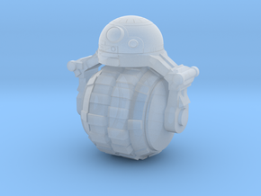 """1-87 Scale """"KV-4"""" Recon Droid/ Robot in Smoothest Fine Detail Plastic"""