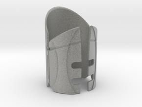 Emitter Shroud - Sentinel in Metallic Plastic