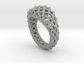 Atomic Ring in Aluminum