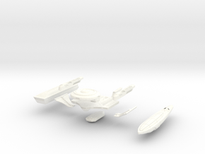 Obereth Class Parts in White Strong & Flexible Polished