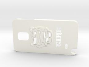 Tink's Phone Case in White Processed Versatile Plastic