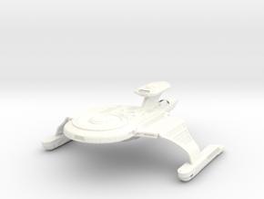 Peavy Class C Scout in White Processed Versatile Plastic