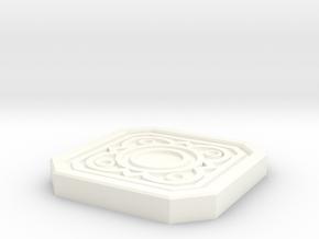 Witcher 3 Ciri Belt 3in in White Processed Versatile Plastic