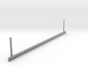 Guardrail (Leitplanke) in Metallic Plastic