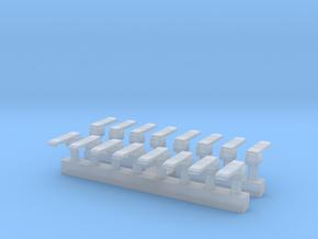 FMS Statusgeber - 16 Stück 1/87 in Smoothest Fine Detail Plastic