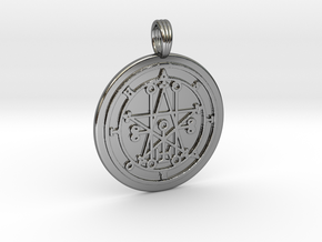 SEAL OF ASTAROTH in Premium Silver