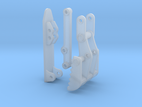 336 Thumb Revise in Smooth Fine Detail Plastic
