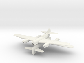 1/200 Bellanca 28-92 Trimotor (x2) in White Natural Versatile Plastic