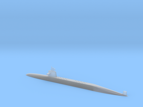 1/600 Le Triomphant Class SSBN (Waterline) in Smooth Fine Detail Plastic