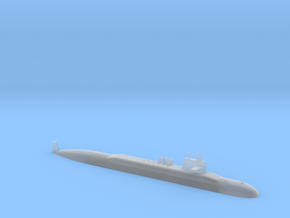 1/600 Lafayette Class Submarine (Waterline) in Smooth Fine Detail Plastic