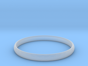 Ring Size 11 Design 3 in Smooth Fine Detail Plastic