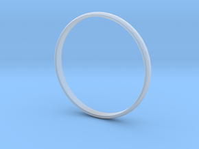 Ring Size 12.5 Design 3 in Smooth Fine Detail Plastic