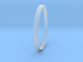 Ring Size 11.5 Design 4 in Smooth Fine Detail Plastic