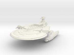 Soyuz Class Refit in White Natural Versatile Plastic