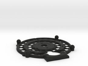 Magrav Stacker Plate Top in Black Strong & Flexible