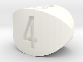 d4 steinmetz cigar stub die in White Processed Versatile Plastic