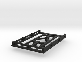 Axial SCX10 Deadbolt/G6 SHORTY Roof Rack in Black Strong & Flexible