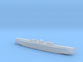 U151, Full Hull, 1/2400 in Smooth Fine Detail Plastic