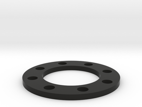 M3R16 GRP Rear Wheel Offset Spacer in Black Strong & Flexible