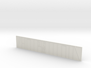 Shuttle MLP 1:144- Side 3 in White Strong & Flexible