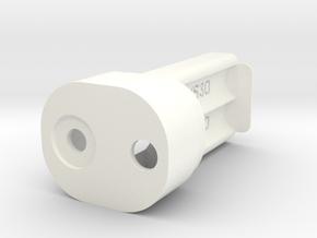 VS3D squonkzilla top insert in White Processed Versatile Plastic