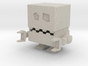 Robotico Miniature in Natural Sandstone