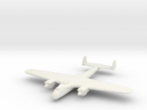 1/200 Dornier Do 17E Flying Pencil in White Natural Versatile Plastic