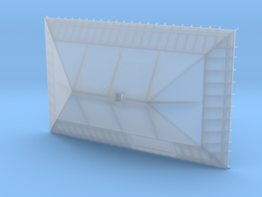 1904 Way Stn Roof in Smooth Fine Detail Plastic