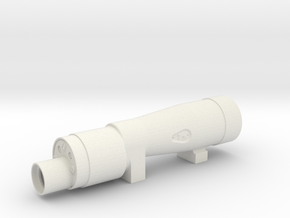M38 E-11 Scope in White Strong & Flexible