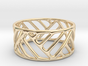 Ring Wire 2 in 14K Yellow Gold